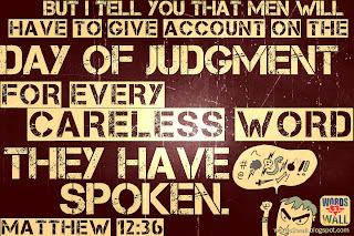 Bible Gossip Quotes