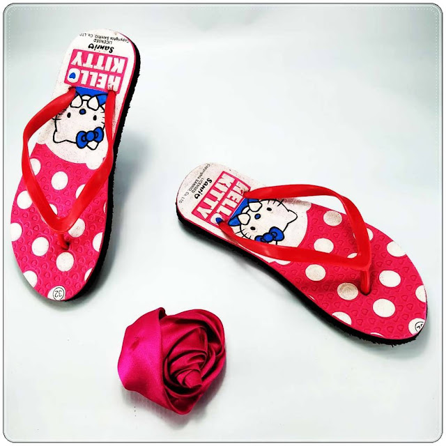 Grosirsandalmurah.net -Sandal Anak TG - AB Love HK Simplek TG