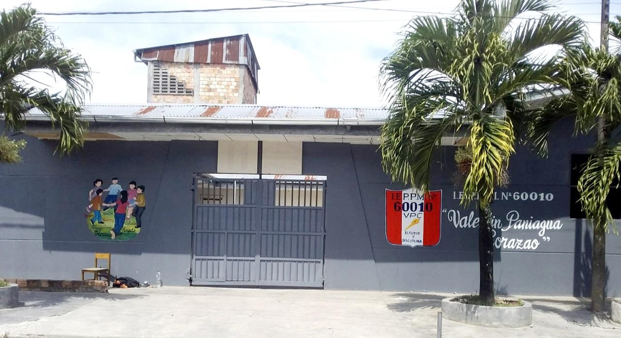 Escuela 60010 VALENTIN PANIAGUA CORAZAO - Belén