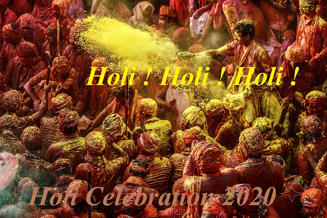 holi message
