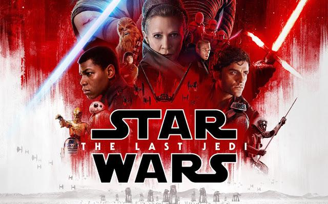 Quinta-feira tem estreia do filme STAR WARS: Os Últimos Jedi nos cinemas