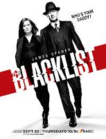 poster blacklist temporada 3