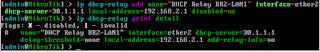 Konfigurasi DHCP Relay