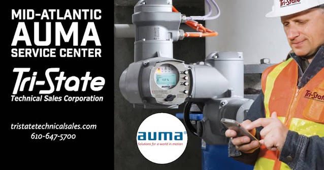 Mid-Atlantic Authorized AUMA Service Center