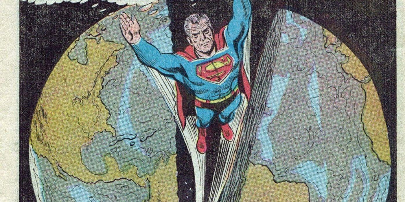 DOSSIE ESPECIAL: QUANDO SUPERMAN PLAGIOU...DEUS!?!?!? (Parte 1)