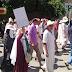 رفض شعبي للحوار مع بقايا العصابة  في حراك الجمعة بالشلف