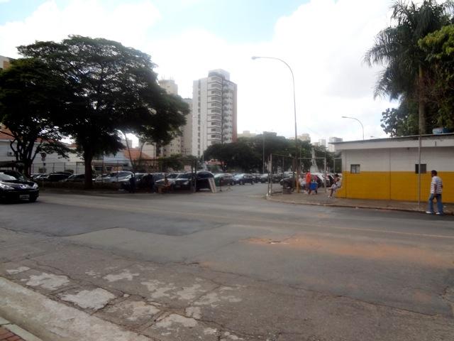 Estacionamento Parque CERET