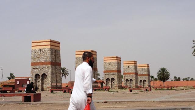 Muralhas de Marrakech - Marrocos