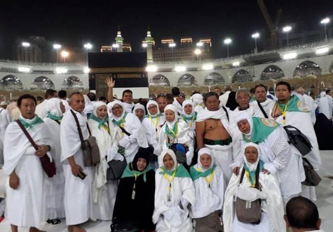Naik Haji Tahun Ini Visa E-haji Paket Haji ONH Pus 2019