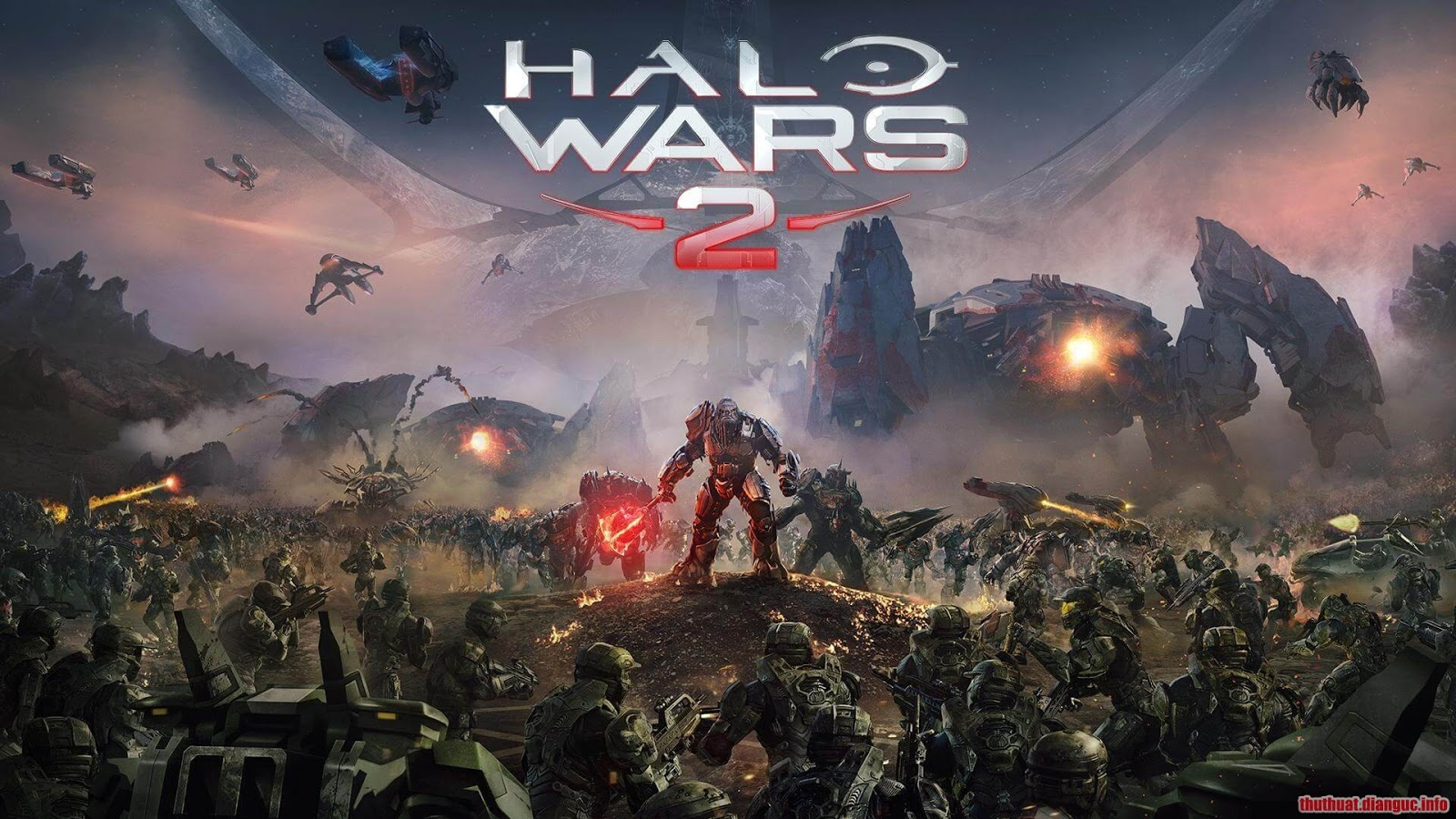 Download Game Halo Wars 2 Full Crack