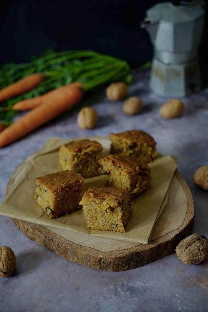 cannelle , carottes , recette danoise , courgettes , cake , gouter