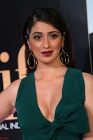 Laxmi Rai in a Deep neck Beautiful Green Gown Cute Actress Laxmi Rai ~  075.JPG