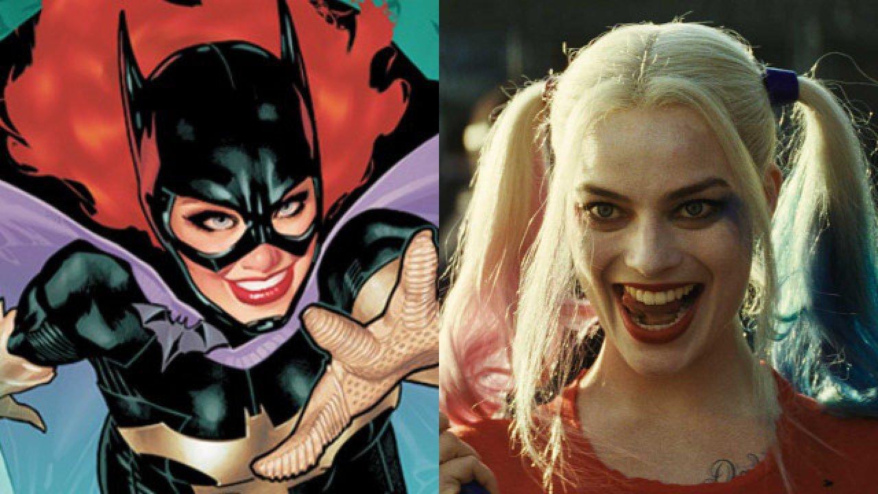 Estrela de 'Batgirl' reage aos comentários de Margot Robbie sobre um crossover com a Arlequina
