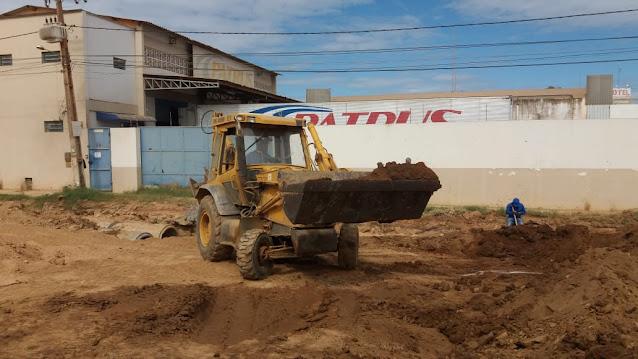 Avenida Luiz Eduardo Magalhães pode ter os trabalhos concluídos até final de outubro