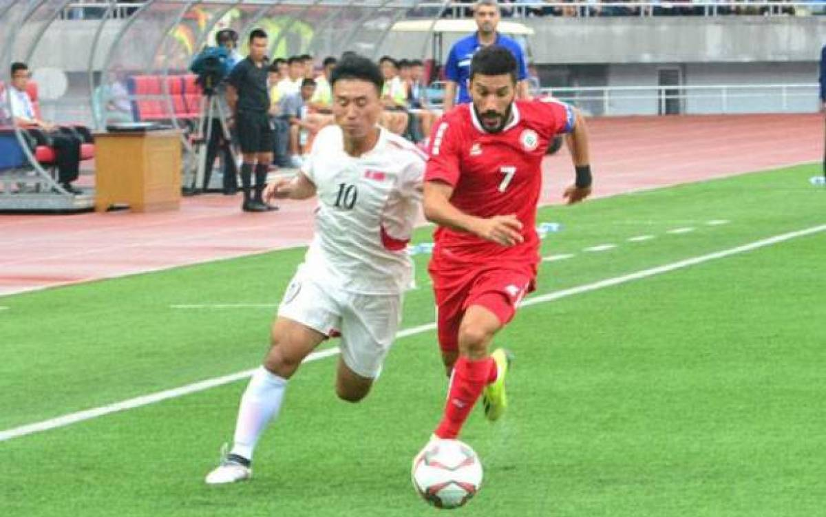 نتيجة مباراة لبنان وتركمانستان بتاريخ 10-10-2019 تصفيات آسيا المؤهلة لكأس العالم 2022