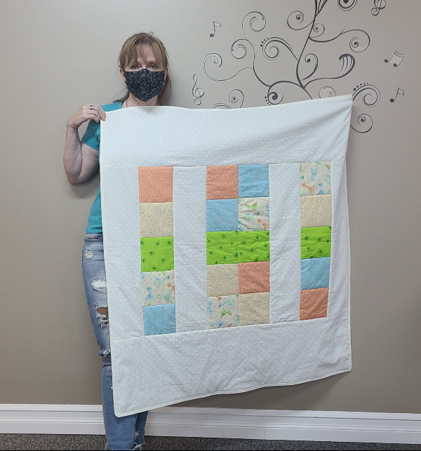 Dorothy's quilt | DevotedQuilter.com
