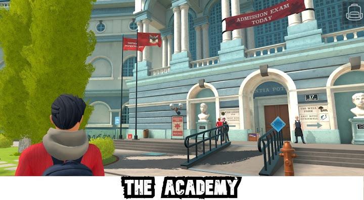 The Academy Apk Mod Unlocked