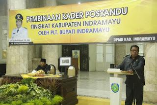 Posyandu Garda Terdepan Kesehatan Desa