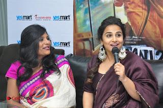 Vidya Balan Launches Daewoo nd at Yes Mart