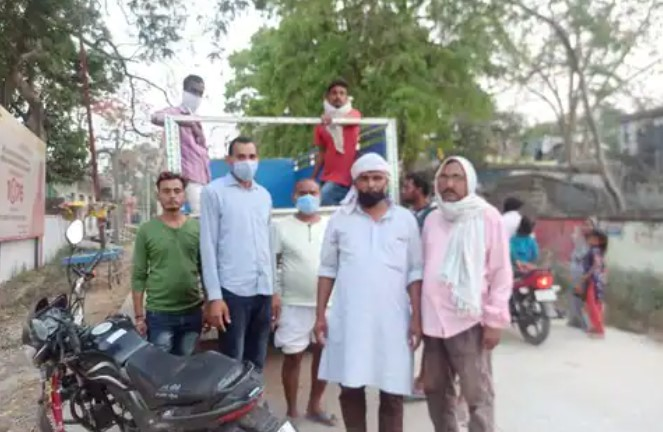 गाजीपुर: गहमर में गंगा में डूबे युवक का शव बरामद, परिवार में कोहराम
