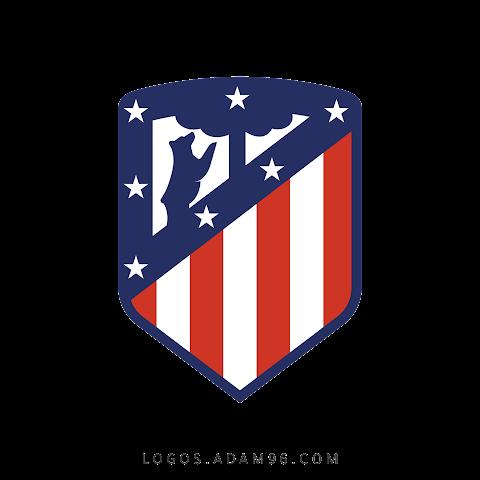 Club Atlético de Madrid Logo Original PNG Download - Free Vector