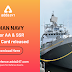 Indian Navy Sailor AA and SSR Admit Card released: Download here