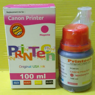 merk tinta printer canon