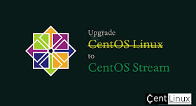 Migrate CentOS Linux 8 Server to CentOS Stream