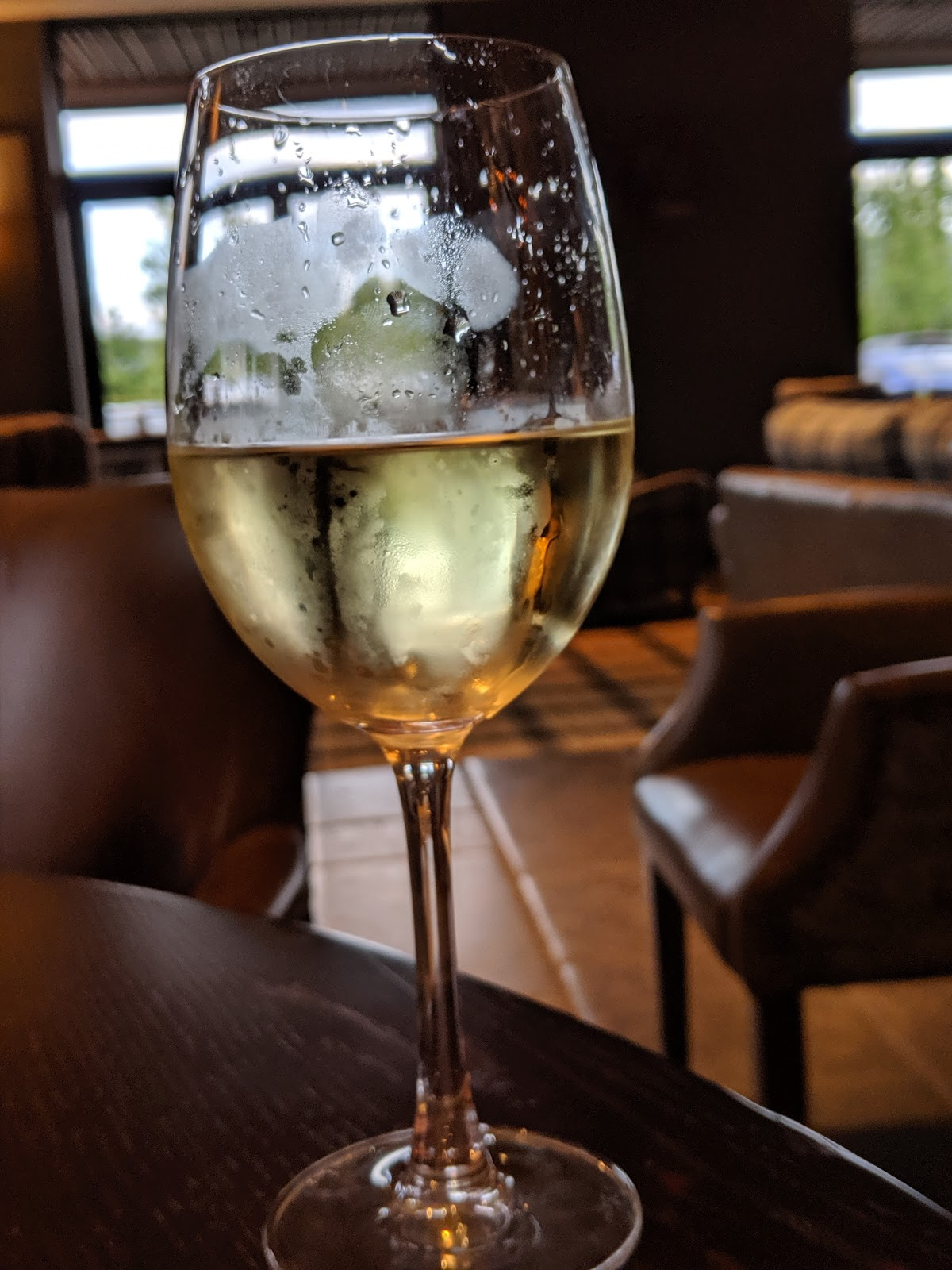 A Short Break at Cameron Lodges, Loch Lomond - cameron lodges clubhouse wine