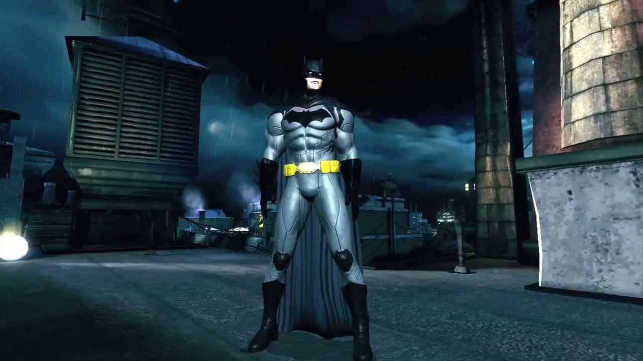 تحميل لعبة Batman Arkham Origins مجانا