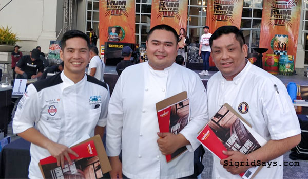Culinaria Cooking with Rum competition - Bacolod blogger - Bacolod Rum Festival - Tanduay Rum