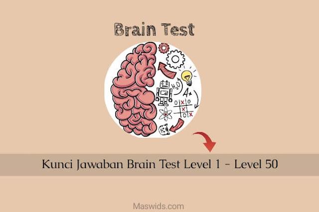 kunci jawaban brain test level 1 sampai 50