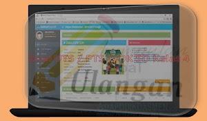 Soal UTS / PTS PJOK SD Kelas 4 Kurikulum 2013