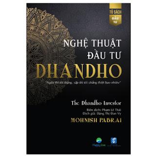 Nghệ Thuật đầu tư Dhandho - The Dhandho Investor  ebook PDF EPUB AWZ3 PRC MOBI