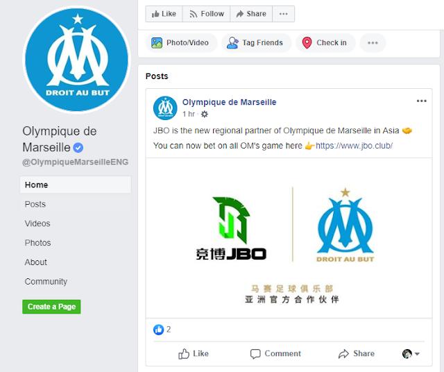 JBO Vietnam Website Cá Cược Việt Nam Đầu Tiên được Marseille ký hợp đồng Đối Tác Chính Thức Tại Châu Á 3