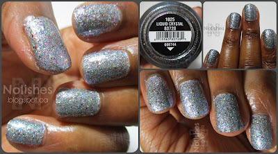 from Spring 2012 Prismatic Chroma Glitters Collection