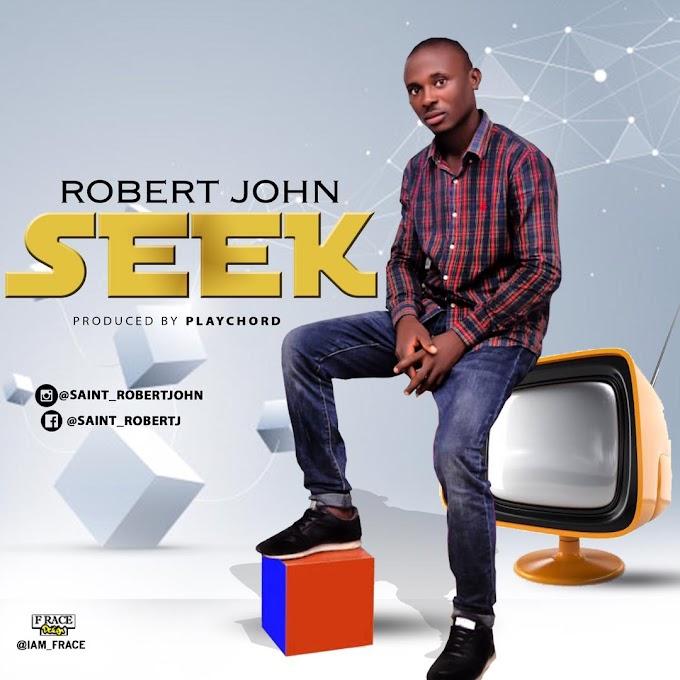 [Music] Robert John - Seek