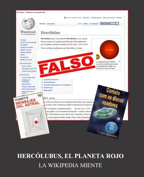 Hercólubus: Wikipedia Miente por HercoBlog