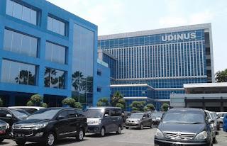 Kampus utama Universitas Dian Nuswantoro