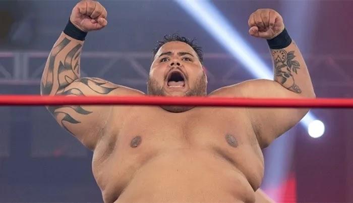 Acey Romero não faz mais parte da IMPACT Wrestling