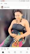 REGINA DANIEL SHOW HER PREGNANCY
