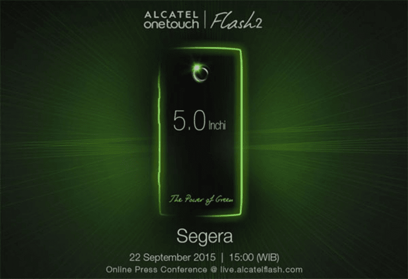 ALCATEL FLASH 2 SPECS REVEALED! FEATURES 13 MP SAMSUNG GALAXY S5 SENSOR!