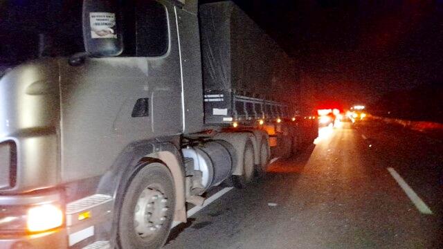 Pedestre morre atropelado ao tentar atravessar a BR-364 em Porto Velho