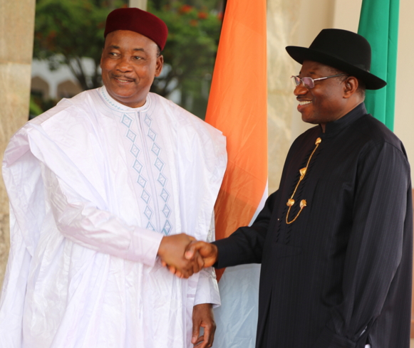 jonathan buy armoured vehicles niger republic