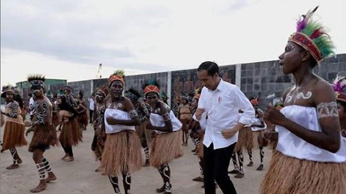 Presiden Jokowi 'Terjerat' Hukum, Terungkap di MK, Ini Proses Kebijakan Pemutusan Internet di Papua