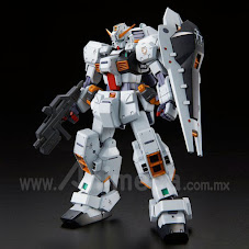 Gundam TR-1 [HAZEL CUSTOM] RX-121-1 Master Grade (MG) 1/100 Model Kit Advance of Z Titans no Hata n