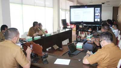 Pemprov Sumbar Konsultasikan Anggaran Pendekatan PPKM ke Pusat