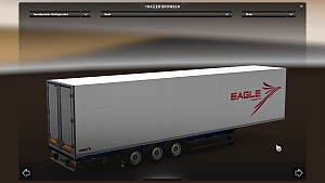 Eagle Logistics Trailer mod