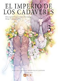 EL IMPERIO DE LOS CADÁVERES NÚM. 3