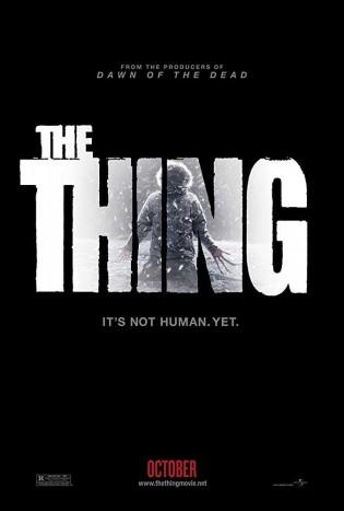 The Thing 2011 Dual Audio 720p Bluray [Hindi – English]